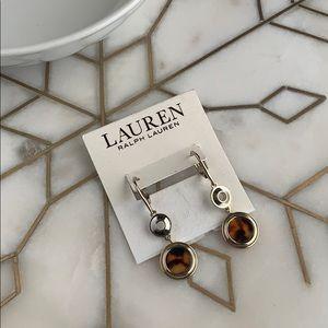 LAUREN RALPH LAUREN EARRINGS!!